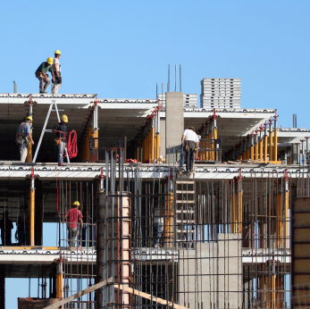 Construction site medics for Home under construction insurance
